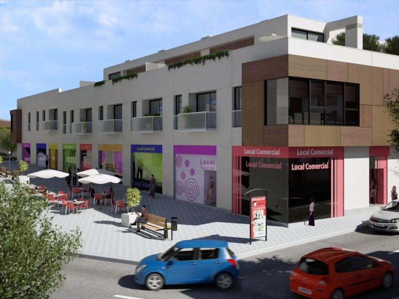 Asesoramiento bajos comerciales y comunidad de vecinos for Planos de locales comerciales modernos